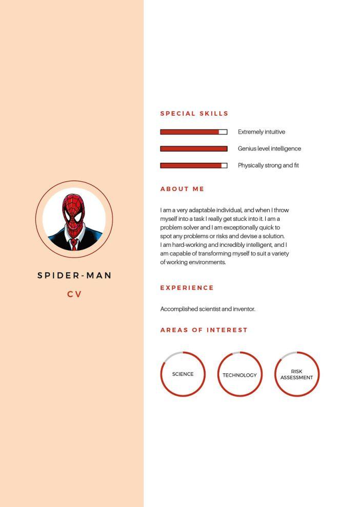 Spider-Man (Silver Swan Recruitment)