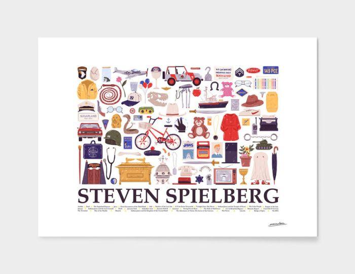 Steven Spielberg (Curioos)