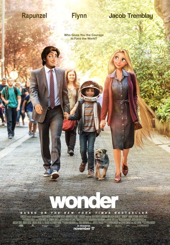 Wonder/Rapunzel & Flynn (Gregory Masouras)