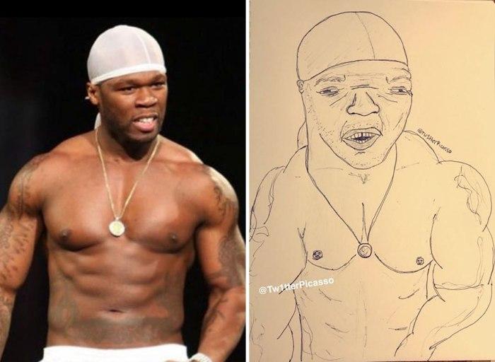 50 Cent (Tw1tterPicasso)
