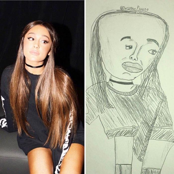 Ariana Grande (Tw1tterPicasso)