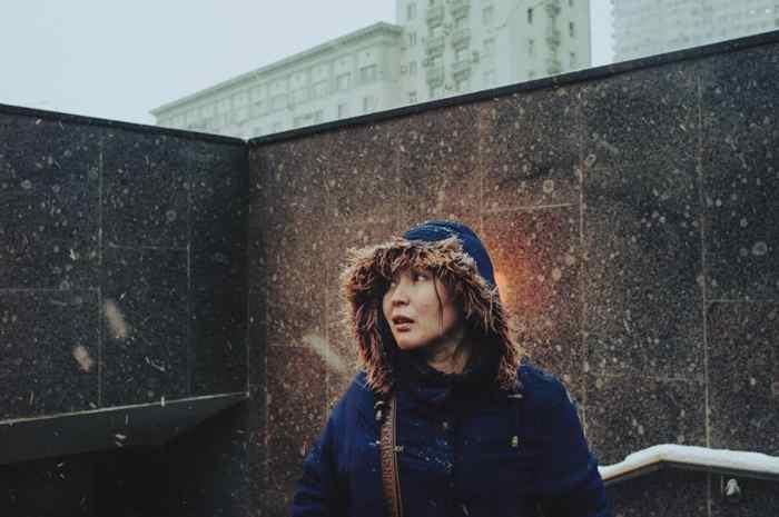 MIGLIOR ATTRICE: Samal Yeslyamova (Ayka)
