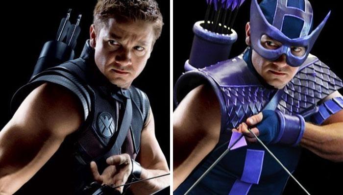 Hawkeye (Looper)