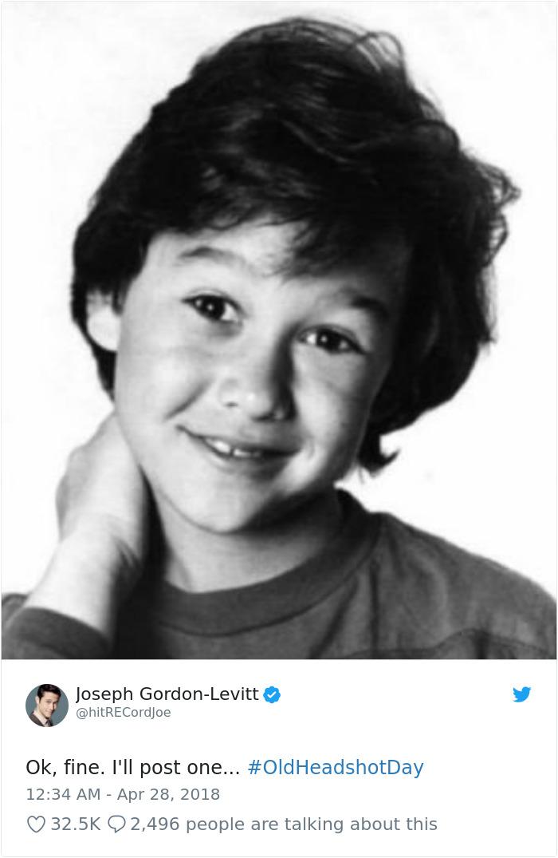 Joseph Gordon-Levitt (Instagram)