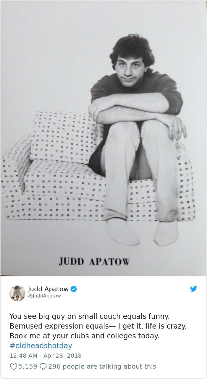 Judd Apatow (Twitter)