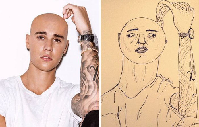 Justin Bieber (Tw1tterPicasso)