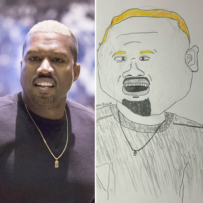 Kanye West (Tw1tterPicasso)