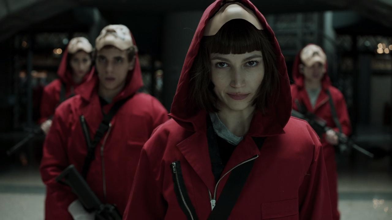 La Casa de Papel (Netflix)