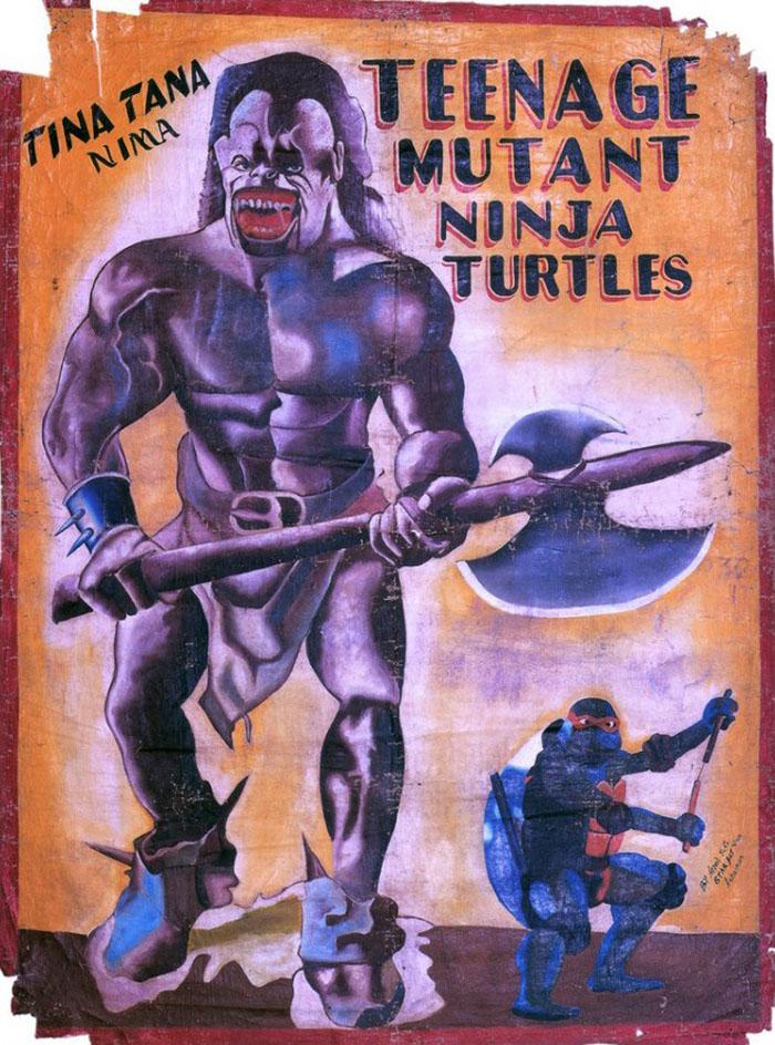 Le Tartarughe Ninja