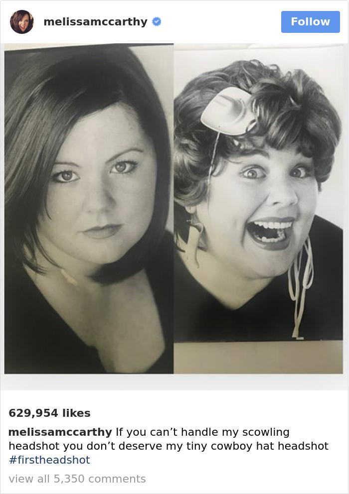 Melissa McCarthy (Instagram)