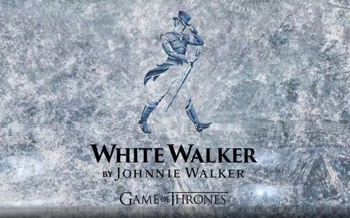 Whiskey White Walker (Johnnie Walker/HBO)