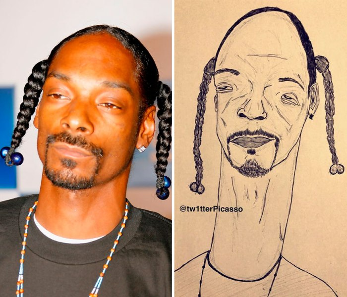 Snoop Dogg (Tw1tterPicasso)