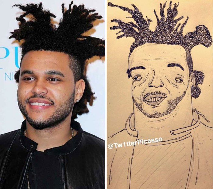 The Weeknd (Tw1tterPicasso)