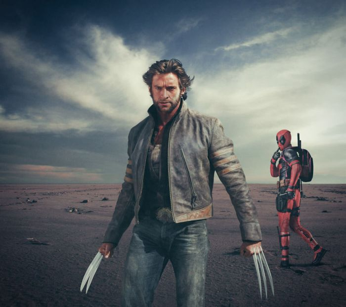 X-Men Origins Wolverine 2009-Deadpool 2016 (Pop Culture Superheroes/Gianfranco Gallo)