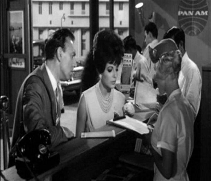The road to Hong Kong - 1962