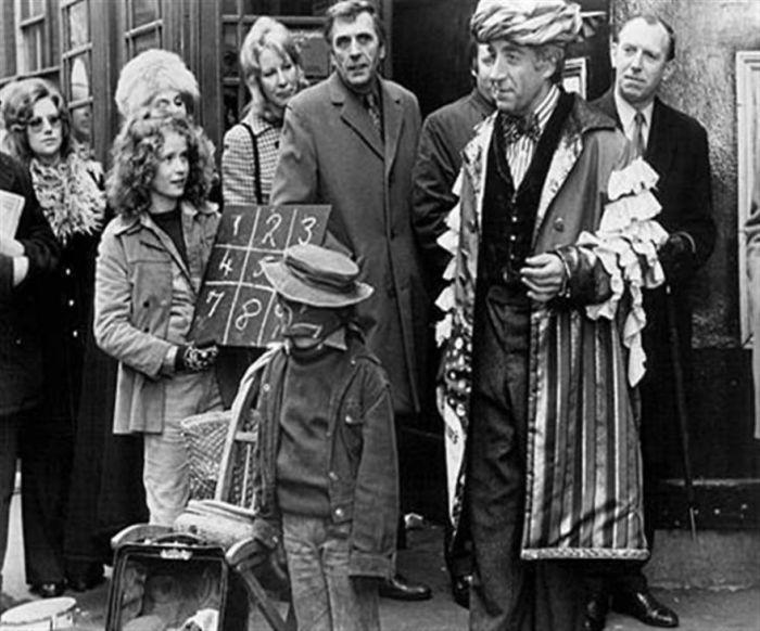 The optimists of nine elms - 1973