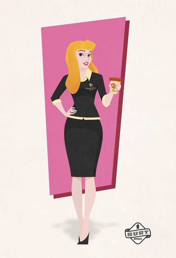 Aurora CEO di una società di caffè (Matt Burt)