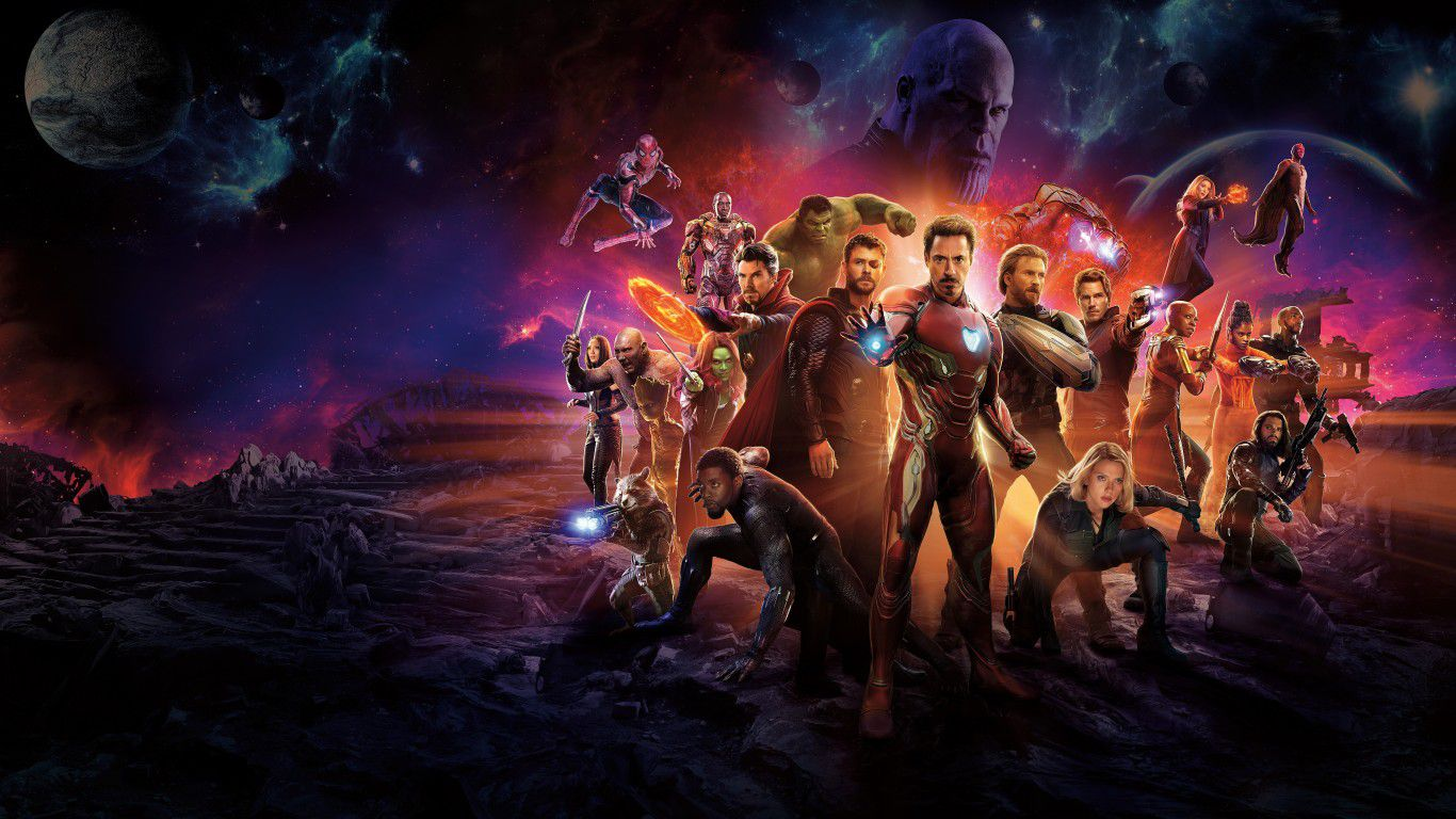 Avengers: Infinity War (Marvel)