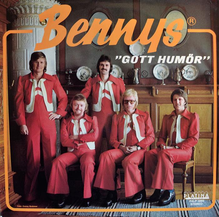 Bennys - Gott Humor