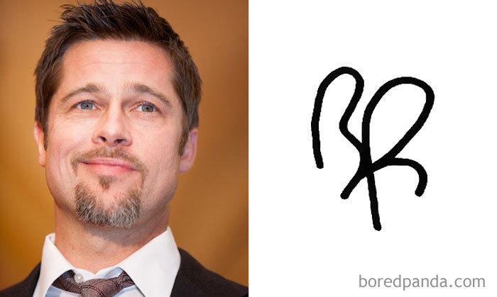 Brad Pitt (Bored Panda)