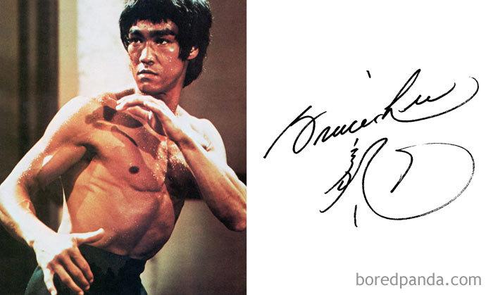 Bruce Lee (Bored Panda)