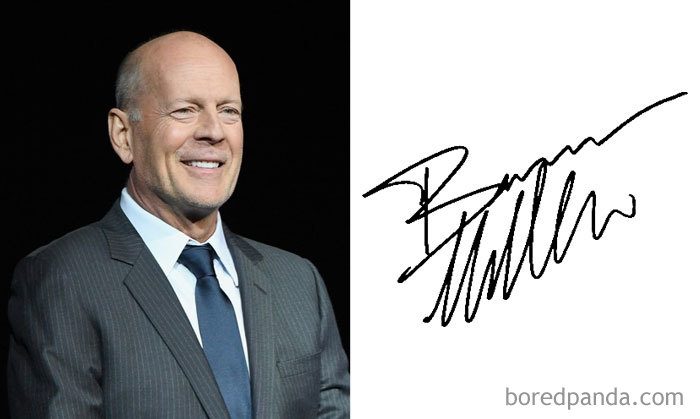 Bruce Willis (Bored Panda)