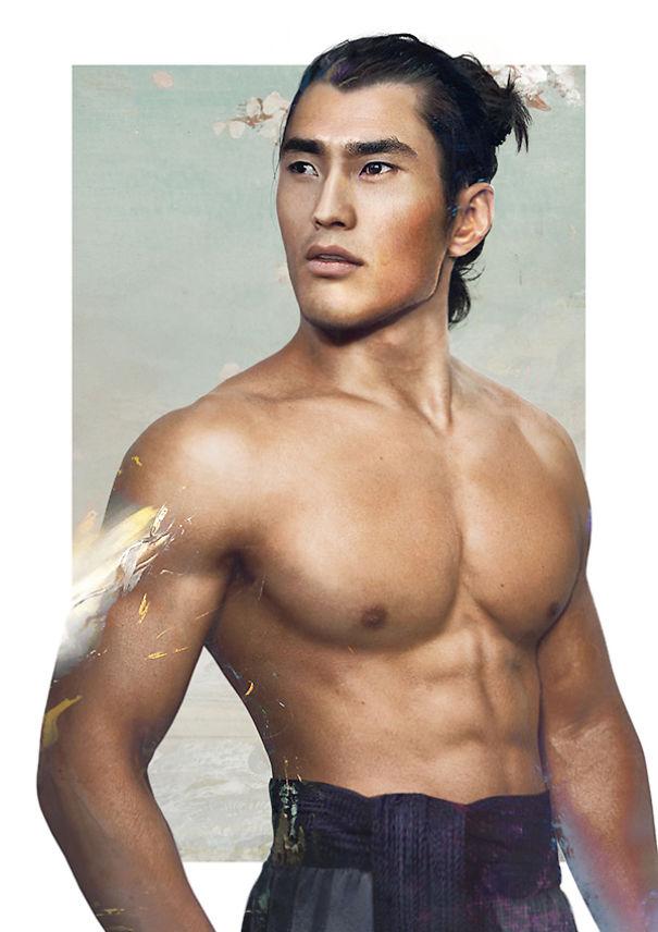 Capitan Li Shang - Mulan