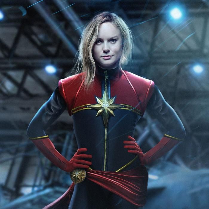 Capitan Marvel/Brie Larson (Marvel)
