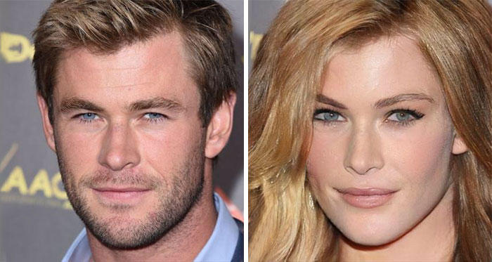 Chris Hemsworth - Thor (FaceApp)