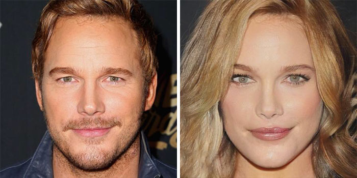 Chris Pratt - Peter Quill (FaceApp)