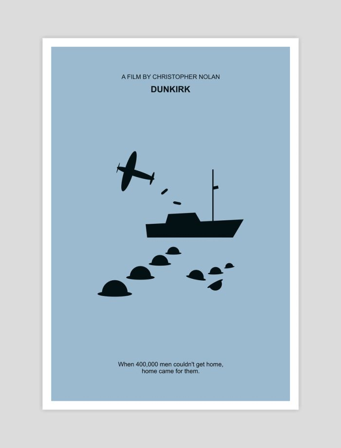Dunkirk di Christopher Nolan (George Chaganava)