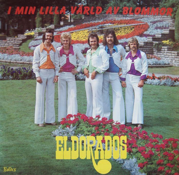 Eldorados - I Min Lilla Varld Av Blommor