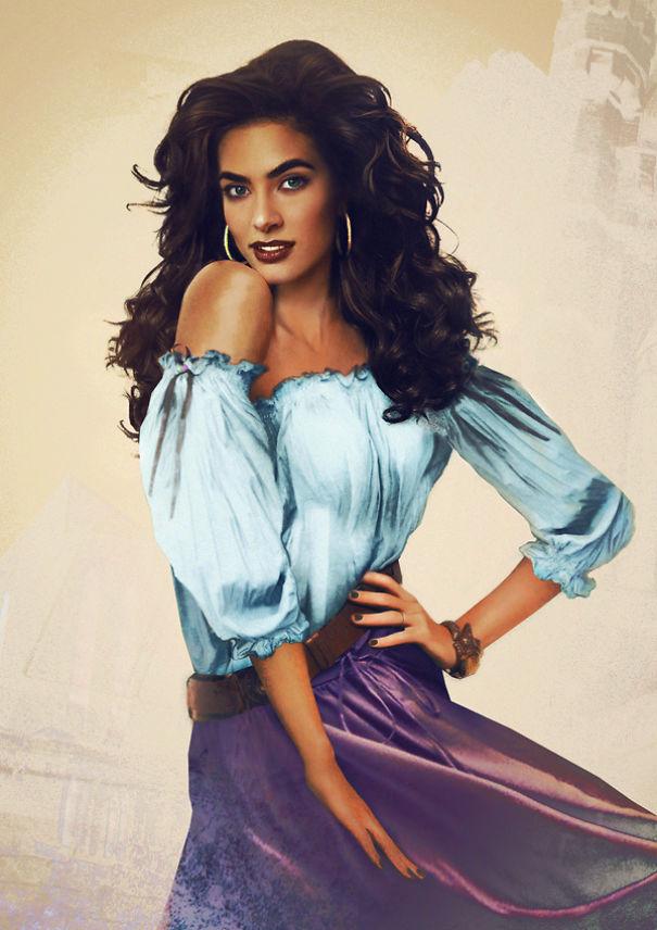 Esmeralda - Il Gobbo di Notre Dame