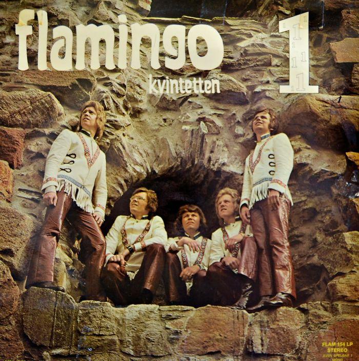Flamingokvietten - Kvintetten