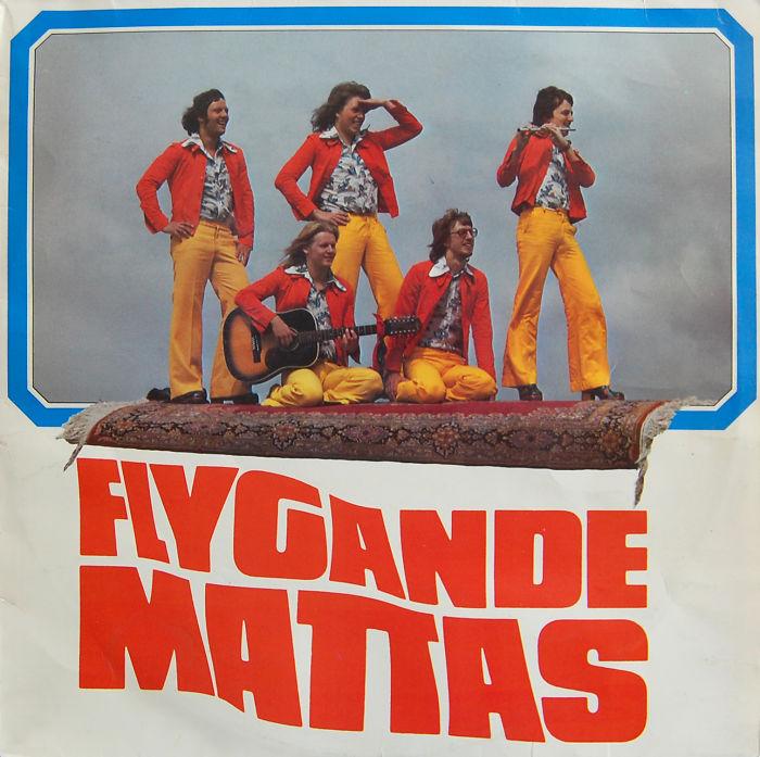 Flygande Mattas