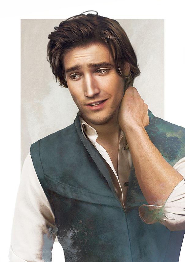 Flynn Rider - Rapunzel