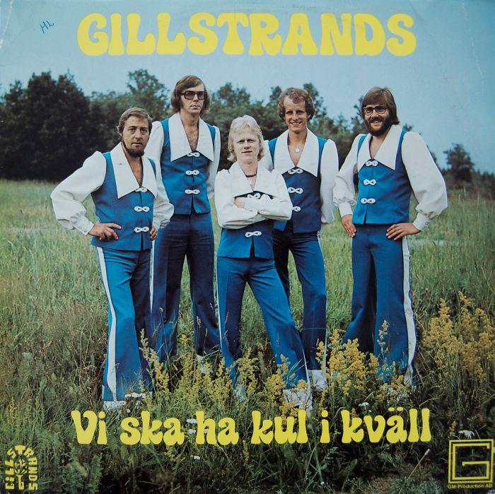 Gillstrands - Vi Ska Ha Kul I Kvall