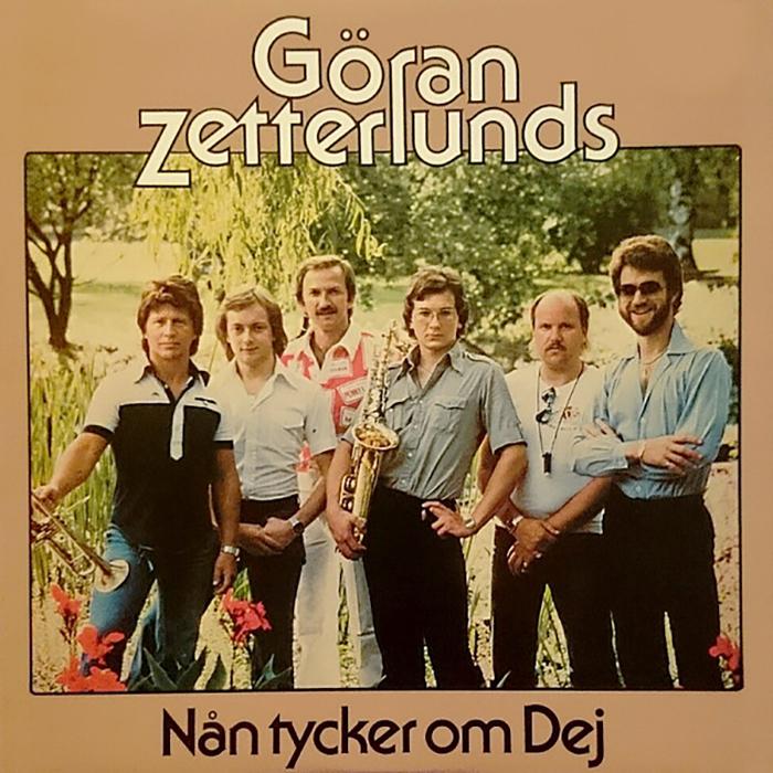 Goran Zetterlunds - Nan tycker om Dej