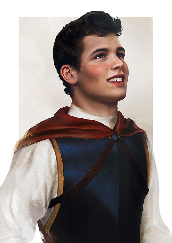 Il Principe di Biancaneve