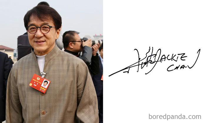 Jackie Chan (Bored Panda)