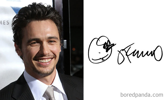 James Franco (Bored Panda)