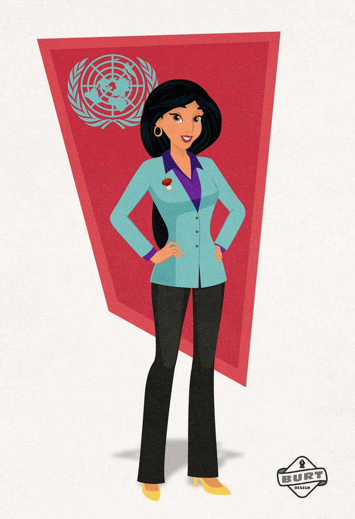 Jasmine - Ambasciatrice (Matt Burt)
