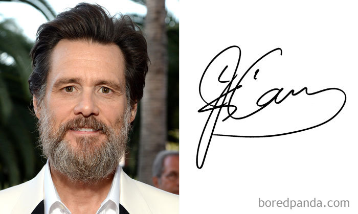 Jim Carrey (Bored Panda)