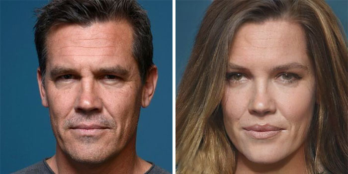 Josh Brolin - Thanos (FaceApp)