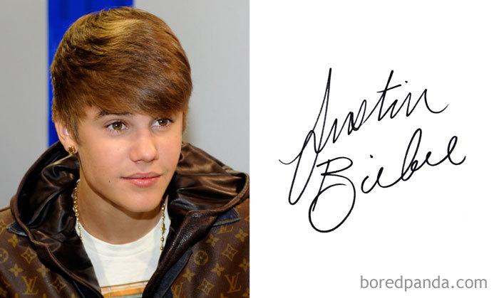 Justin Bieber (Bored Panda)