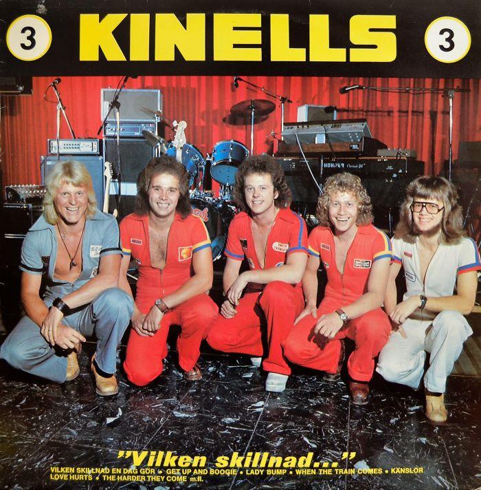 Kinells - Vilken skillnad...