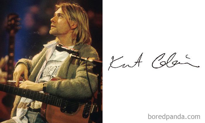 Kurt Cobain (Bored Panda)
