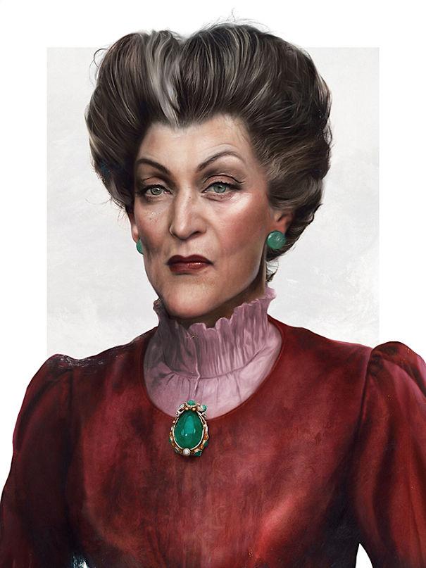 Lady Tremaine - Cenerentola