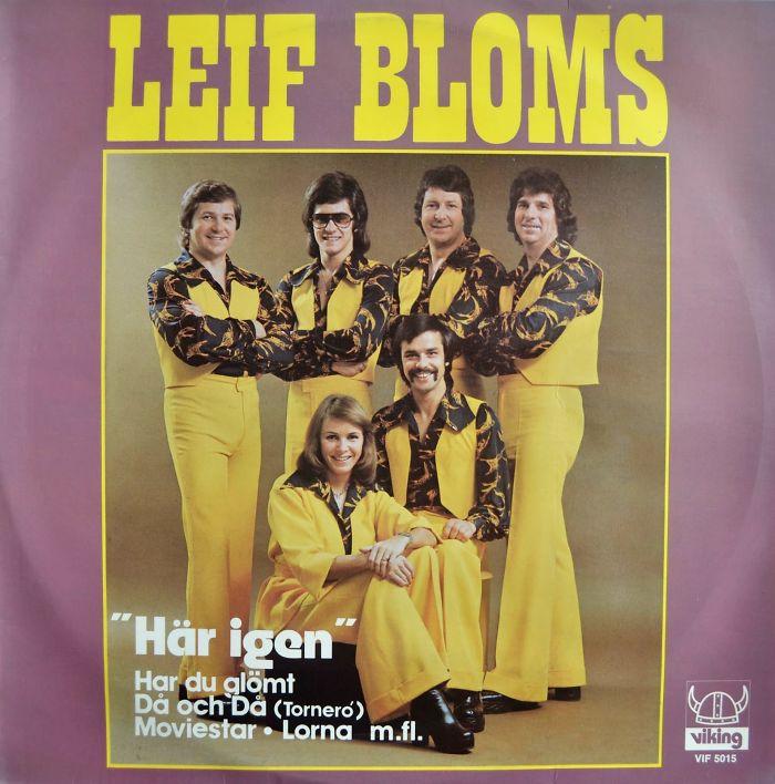 Leif Bloms - Har igen