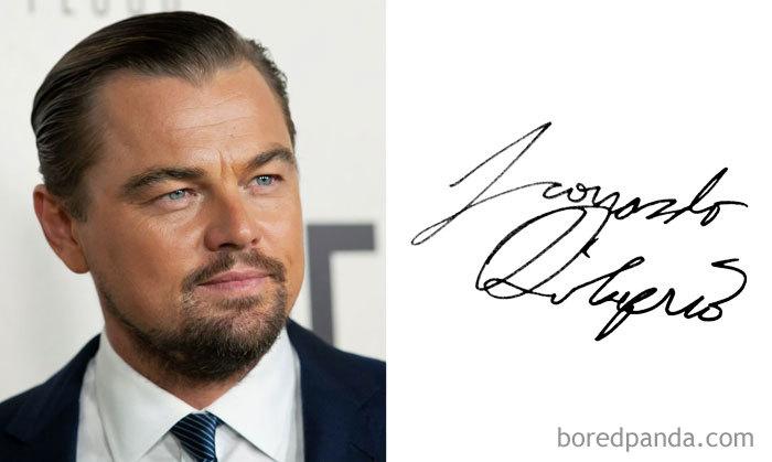 Leonardo DiCaprio (Bored Panda)